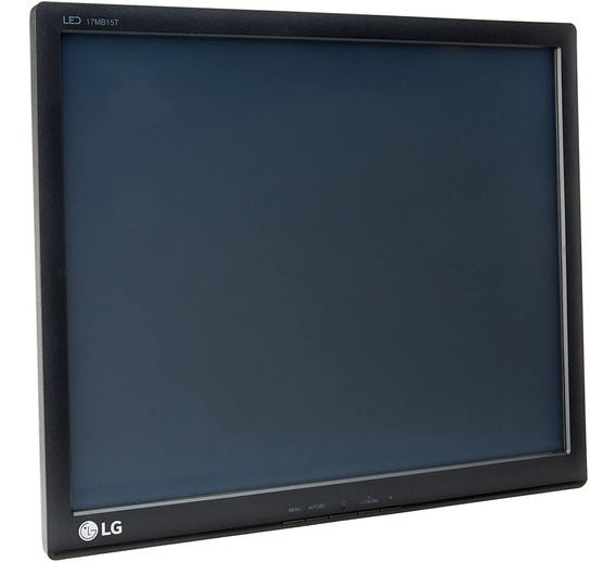Monitor Touch Screen LG 17 Serie Mb Hd 5ms Vga Touch X Usb V