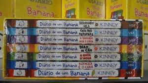 Diário De Um Banana Volume: 1,2,3,4,5,6,7