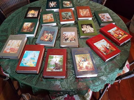 Livro Srimad Bhagavatam - Diversas Numerações, Perfeito.