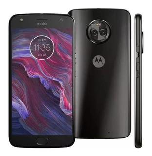Motorola Moto X4 Xt1900-06 Dual 32gb 12mp+8mp Preto Vitrine