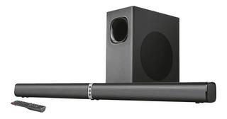 Barra Sonido Trust Lino Xl Desmontable Subgraves Bluetooth