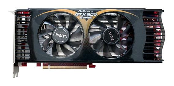Placa De Video Nvidia Gtx 260 896mb 448bits Pci-e