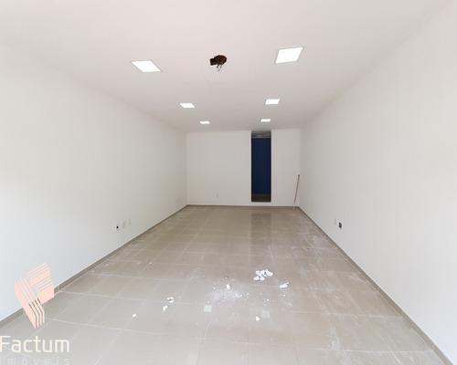 Salão Comercial Para Locação Vila Rehder, Americana - Sl00051 - 68792422