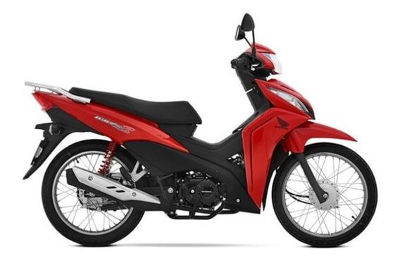 Honda Wave 110 0km Fcia 12 Cuotas C/tarj S/interes Moto