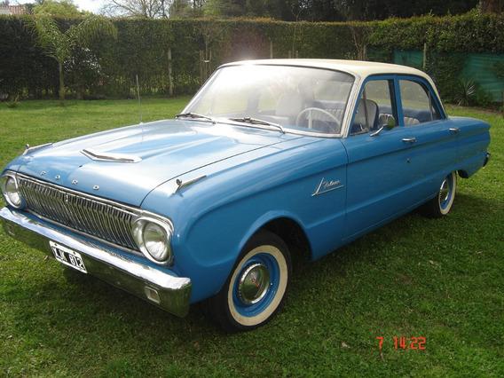 Ford Falcon Americano 1962
