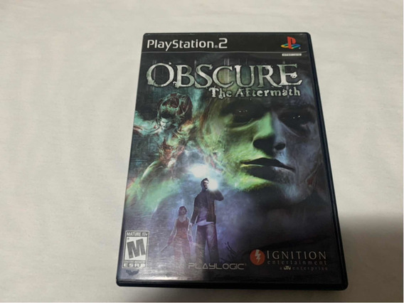 Obscure The Aftermath Ps2 Orignal Americano