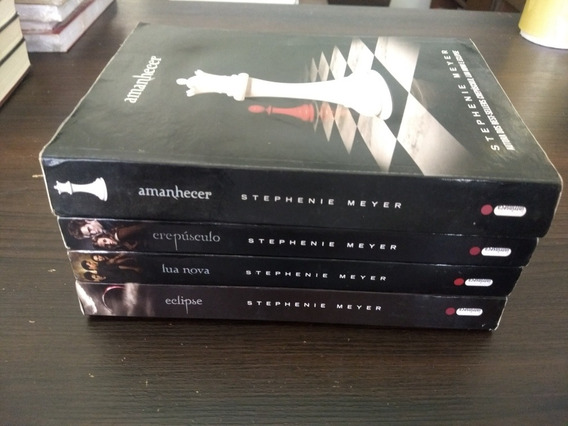 Box Crepúsculo - Stephanie Meyer