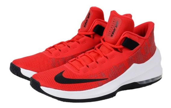 Zapatillas Nike Air Max Infuriate 2 Mid Basquet