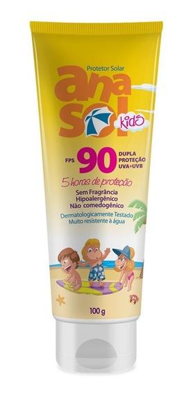 Anasol Protetor Solar Kids Fps 90
