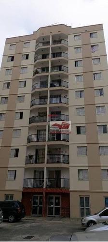 Imagem 1 de 1 de Apartamento Com 3 Dormitórios Para Alugar, 65 M² Por R$ 1.150,00/mês - Jardim Botucatu - São Paulo/sp - Ap13390