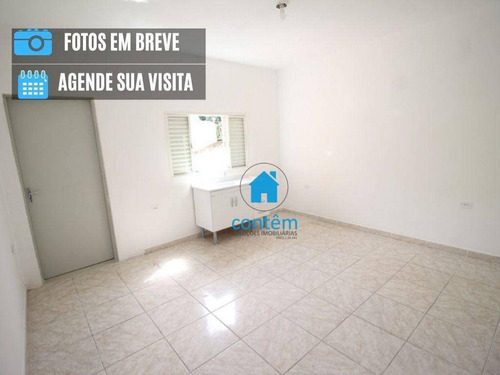 Casa Com 1 Dormitório Para Alugar, 48 M² Por R$ 750,00/mês - Jardim Elvira - Osasco/sp - Ca0497