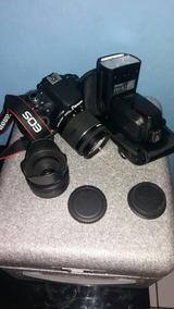 Camera Fotografica Profissional Canon T6i 10 Mil Cliks