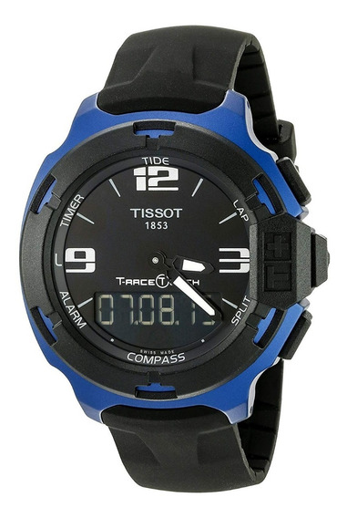Reloj Tissot T-race Touch Azul 42mm *jcvboutique*