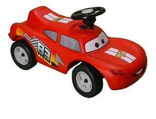 Montable Para Niños Version Cars Rayo Mcqueen