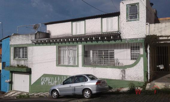 Sobrado 2 Dormitórios À Venda, Centro - Mogi Das Cruzes - 1373