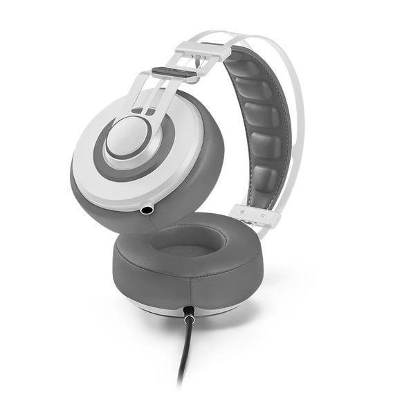 Fone De Ouvido Multilaser Pulse Ph238 Premium Wired Branco