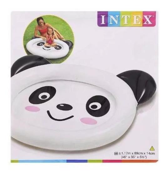 Pileta Inflable Pelotero Panda Un Solo Aro
