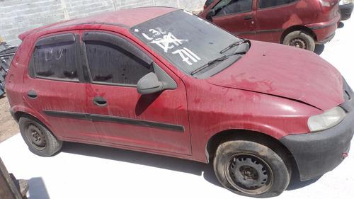Gm Chevrolet Celta Life 2002 (sucata Somente Peças)