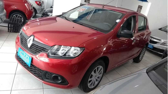 Renault Sandero 2019 1.0 12v Authentique Sce 5p