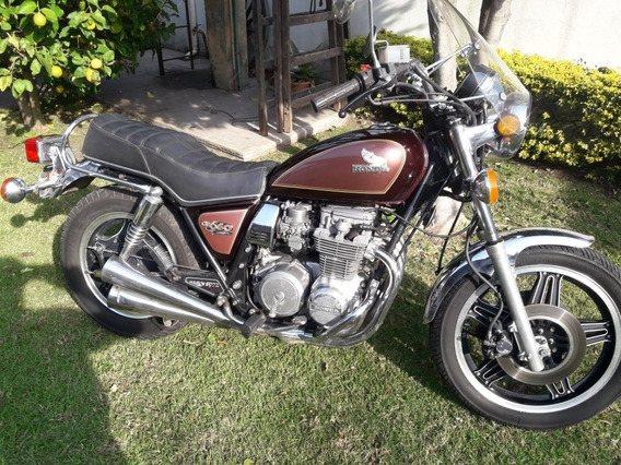 Honda Cb650 Custon