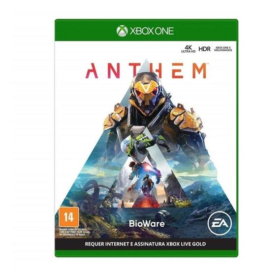 Jogo Anthem Xbox One Envio Imediato Midia Fisica