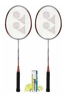 Yonex B-350 - Juego De 2 Raquetas