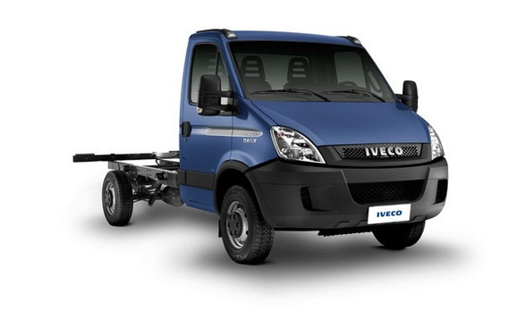 Iveco Daily Chasis 70c17 Cabina Simple 0km