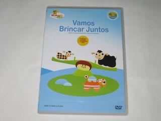Vamos Brincar Juntos - Baby Tv - 6 Meses/4 Anos - 2009 - Dvd