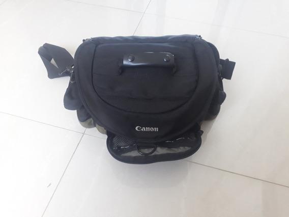 Bolsa Para Transporte De Câmeras, Flash, Lentes E Acessórios