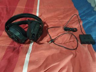 Audífonos Gamer Rig 800hd Inalámbricos Dolby Atmos Para Pc