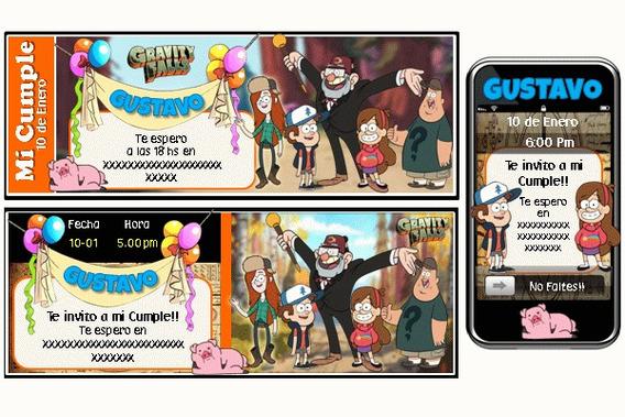 Fiesta Temática De Gravity Falls Mabel Deeper