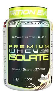 Premium Whey Isolate 2 Lb Star Nutrition Proteina Aislada 0% Lactosa
