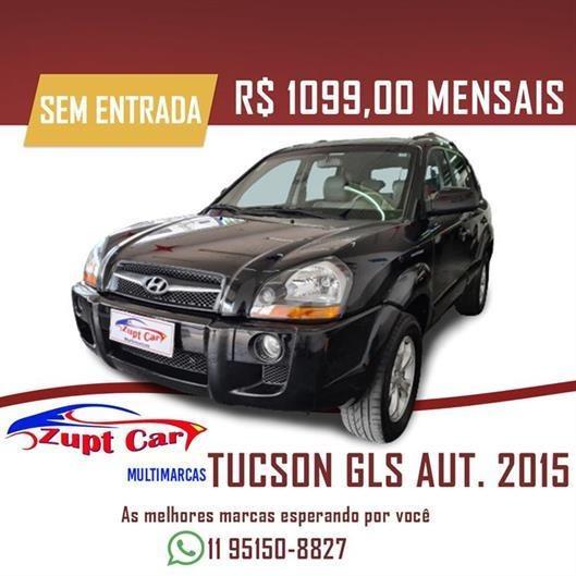 Hyundai Tucson -- Completo -- Zero Entrada -- Oportunidade