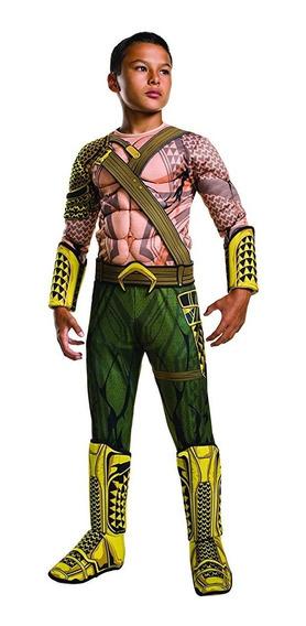 Disfraz Niño Aquaman 5-7 8-10 12-14