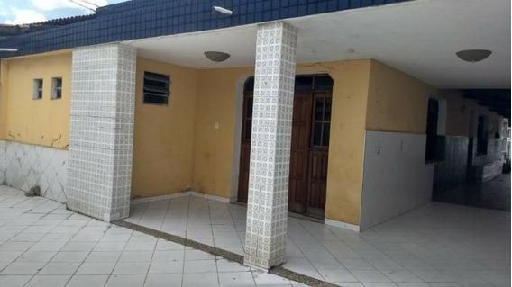 Vende Casa, 4/4, 400m² Total, Centro, Ótimo P/ Empresas - 533