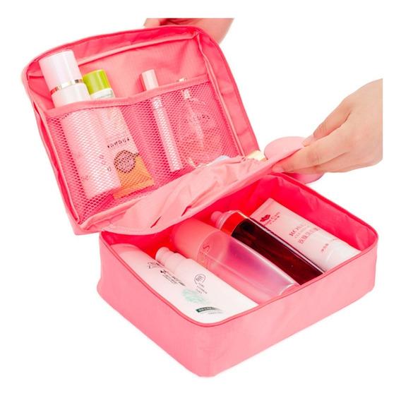 Neceser Bolso Porta Cosmeticos Maquillaje Organizador Viaje