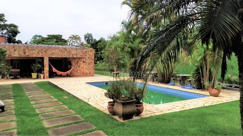 Casa Em Condomínio Na Granja Viana! - Ca18390