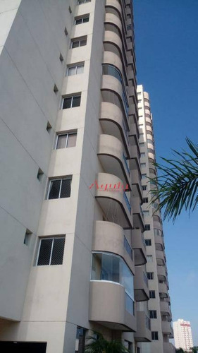Apartamento Com 3 Dormitórios À Venda, 96 M² Por R$ 580.000,00 - Campestre - Santo André/sp - Ap1589