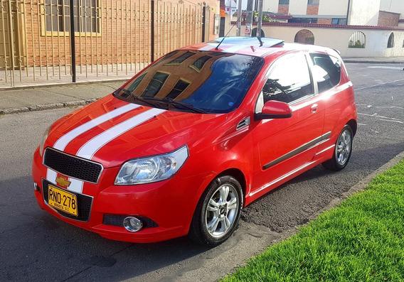 Chevrolet Aveo Aveo Gt 2012 3p Aa