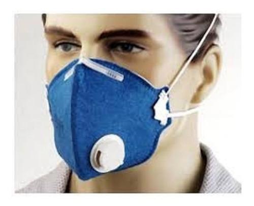 Máscara Respiratoria Pff2 Sem Válvula 100unidades