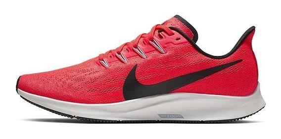Tênis Nike Air Zoom Pegasus 36 Masculino Corrida 12x S/juros