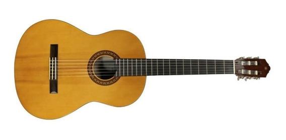 Violão Acústico Yamaha C45ii Clássico Natural Com 6 Cord
