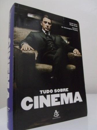 Livro - Tudo Sobre Cinema - Philip Kemp - Esgotado, Seminovo