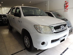 Toyota Hilux Dx 2.5 4x2 Doble Cabina