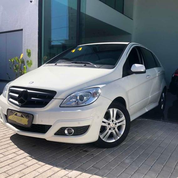 Mercedes-benz Classe B 2011 1.7 Comfort 5p