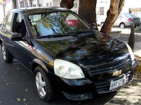 Chevy Confort Automatico Seminuevo 2009 Rines Tel M Libres