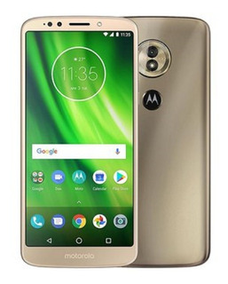Motorola Moto G6 Play 4g 32gb Cam13mp Ram 3gb Octa Huella