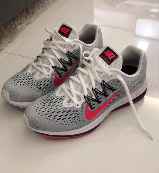 Tênis Masculino Para Corrida Nike Winflo 5 Runner Tamanho 40
