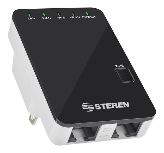 Repetidor Inalámbrico Wifi Internet Expansor Steren Com-818