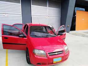 Chevrolet Aveo Sedan 1400cc